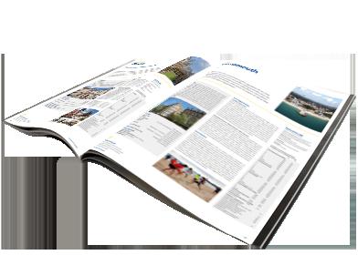 ESL –  Séjours linguistiques publie 37 brochures dans 9 langues avec nextPage©