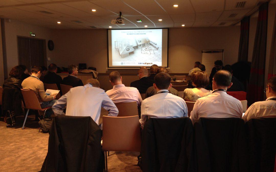Retour sur la conférence PIM (Product Information Management) / BIM (Building Information Modeling) de Lyon