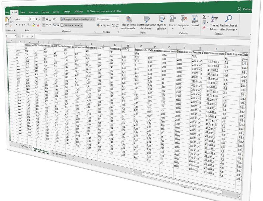 Profils d'exports nextPage© : la réponse aux fichiers d'échanges standards métier pour les fabricants industriels