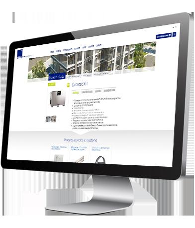Une nouvelle version du site Aldes Pro est en ligne