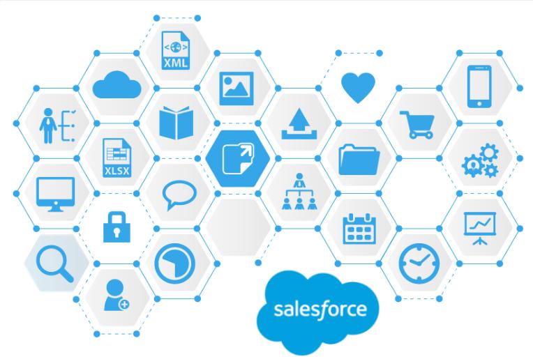PIM, CRM, Salesforce et nextPage©