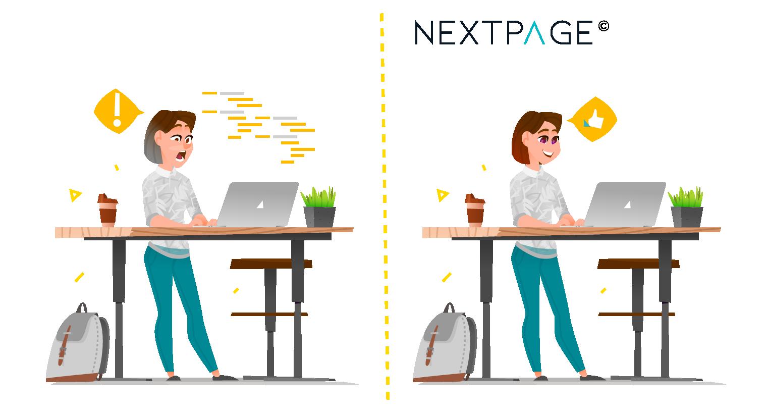 Automatisation Nextpage