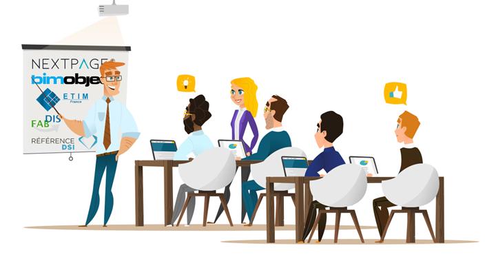 WEBINAR – Jeudi 18 Juin 2020 à 10h00 – Comment gérer et produire rapidement des fichiers aux formats FAB-DIS / ETIM !