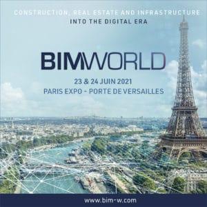 La solution PIM / DAM NEXTPAGE© présente au salon BIM WORLD 2021