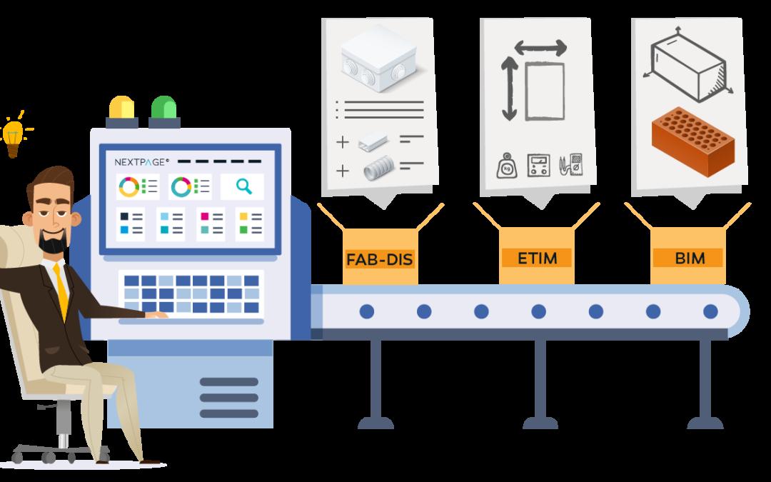 FAB-DIS et PIM : comment produire automatiquement des fichiers FAB-DIS avec une solution PIM ?