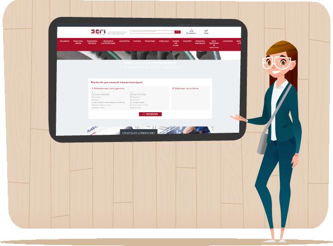 SEFI : vers une digitalisation de ses services avec NEXTPAGE©